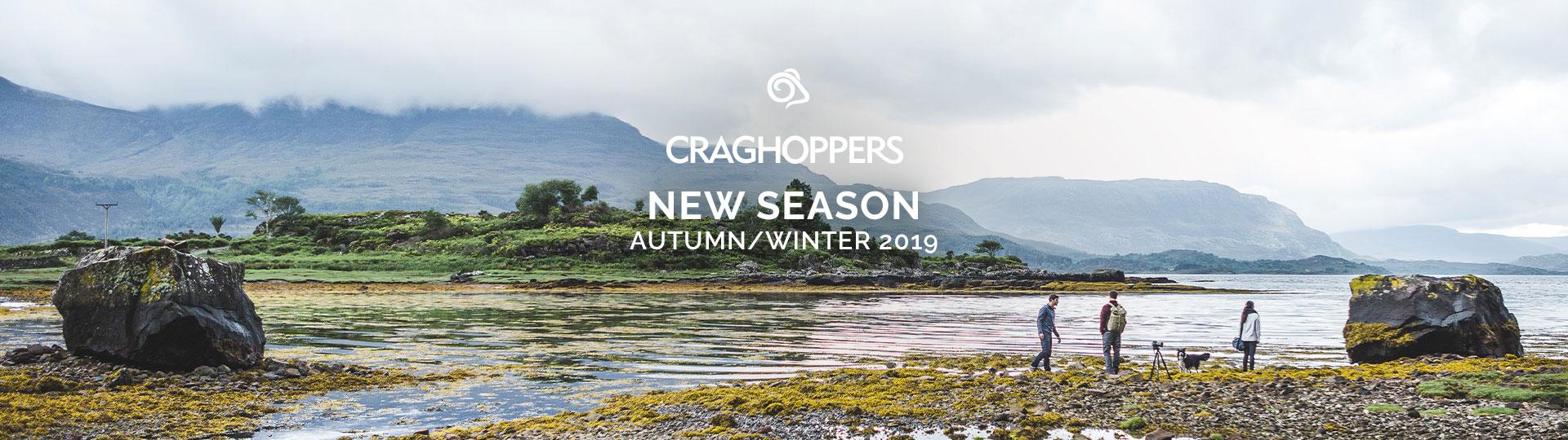Craghoppers New Season