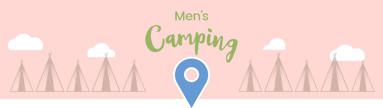 Mens Camping