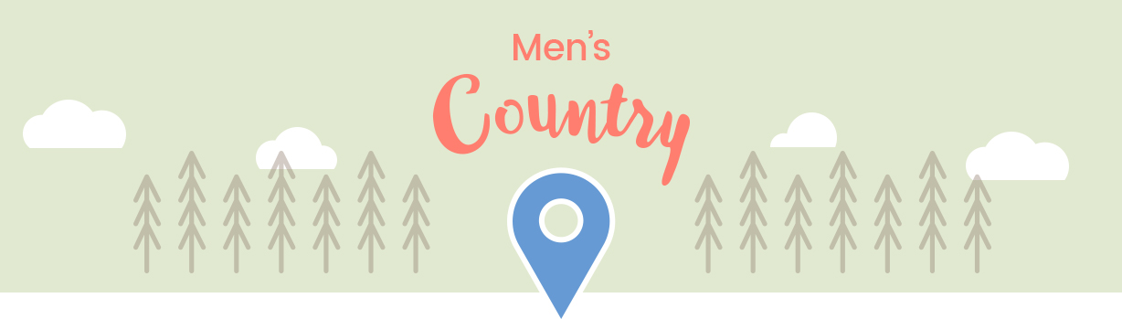 Mens country