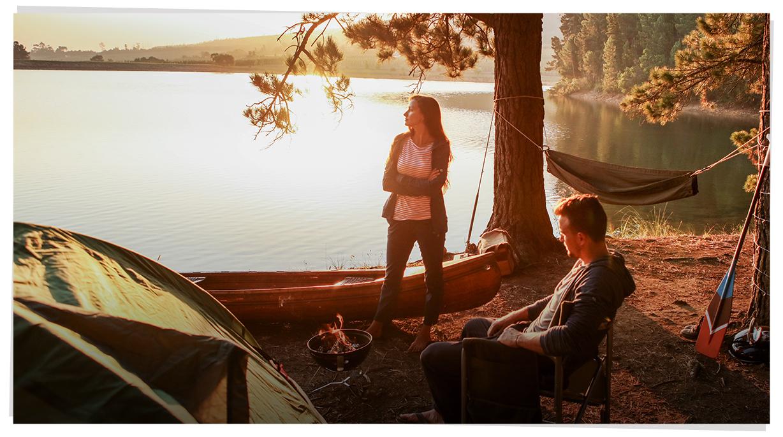 Womens Camping