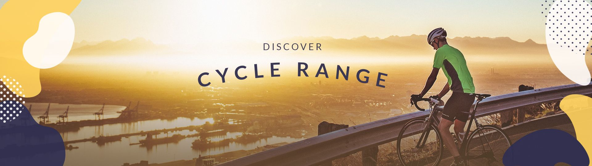 Discover Cycle Range