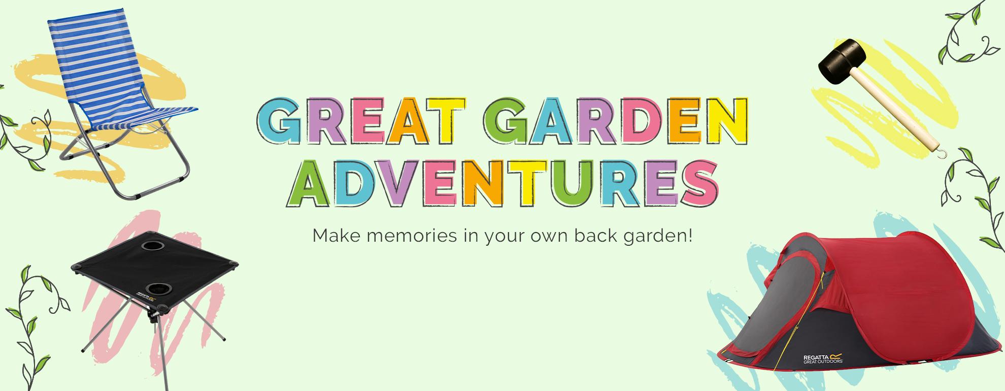 Garden Adventures